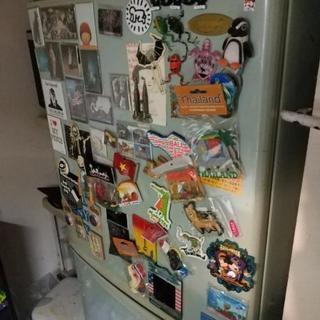 ジャンク 冷蔵庫 224リットル