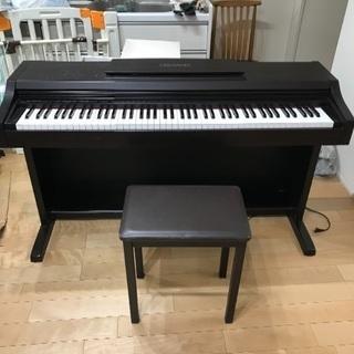 交渉中《13》CASIO電子ピアノと椅子