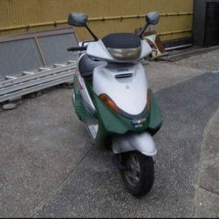 125cc原付きバイク