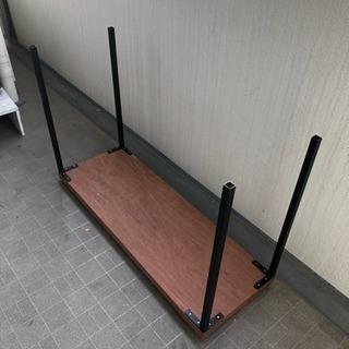 机 テーブル 鉄 脚(天板は対象外です)