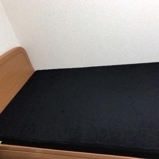 収納引き出し付き シングル ベッド