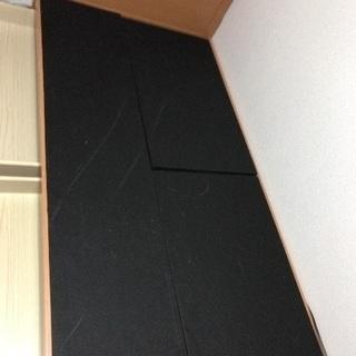 収納引き出し付き シングル ベッド − 福岡県