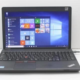 ThinkPad Core i3 4GB 128GB 新品SSD...