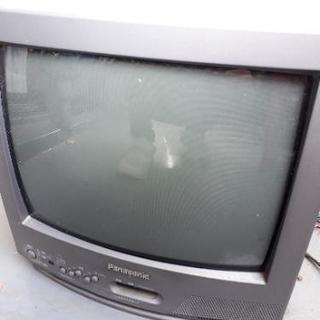 【どなたか引き取って下さい】ジャンク品ブラウン管テレビ