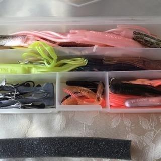 魚釣りの道具