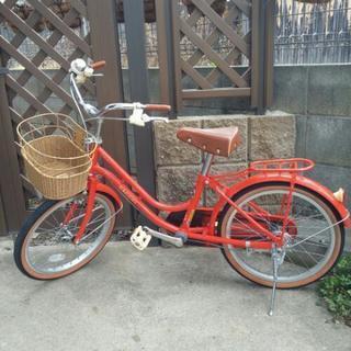 ブリヂストン自転車 HACCHI 18インチ
