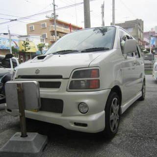 ワゴンRR AT車2002式(14年)