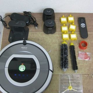 iROBOT Roomba ルンバ780 ロボット掃除機