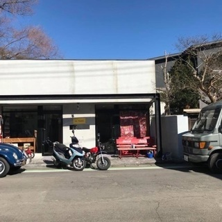 茨城県潮来市潮来ヘアサロンlaplage 横にcafe作っています♪