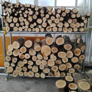 薪 薪割り 原木 雑木 キャンプファイア 薪ストーブ ソロキャンプ 欅