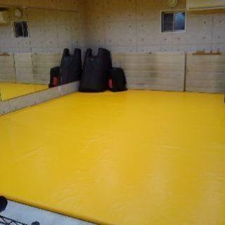 黄檗レスリング教室