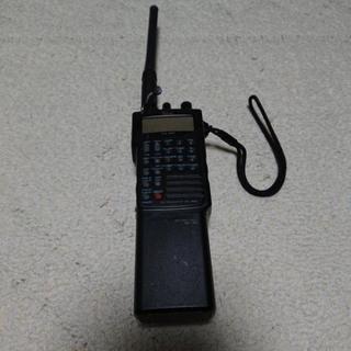 アマチュア無線機ic-w2
