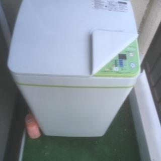 洗濯機他あげます