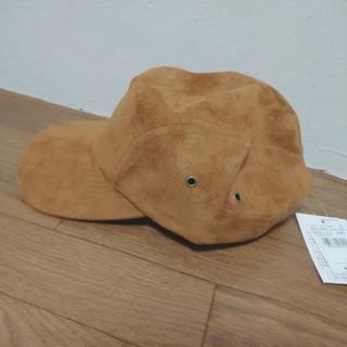 エムズ / 新品☆スウェードJET CAP