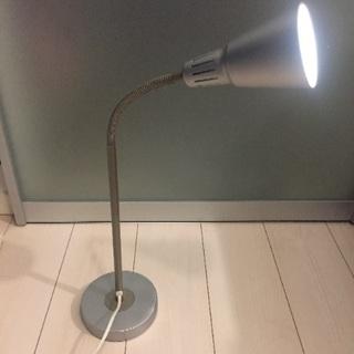 IKEA デスクランプ 照明 電気 イケア 家電