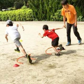 足を速くする!子供体育個別レッスン!