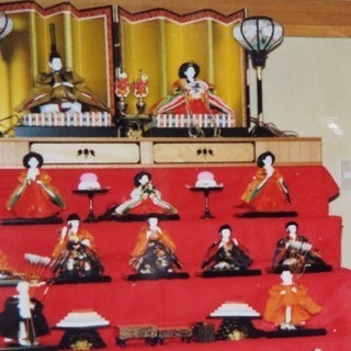 七段ひな人形