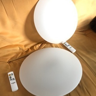 シーリングライト(新品)2個【ご購入者決定しました】