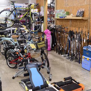 【売って下さい!】釣具・自転車・スポーツ用品など【明石市大久保町】