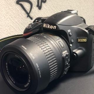 ニコン(Nikon) NIKON D3200 ダブルズームキット...
