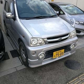 車検平成32年8月 ダイハツテリオスキッド H14年式