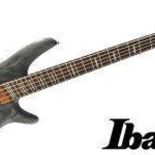 5弦ベース売ります。IbanezのSRFF805です。