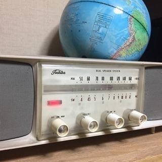 東芝 真空管ラジオ 完動品 超貴重