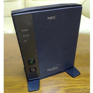 NEC ルーターWapStar WR8170N