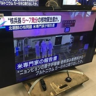 ジャンク品!60インチ液晶テレビ!