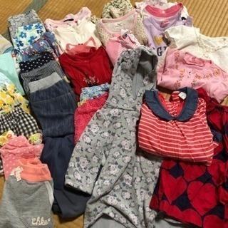 女の子子供服セット