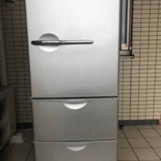 サンヨー 3ドア 冷凍冷蔵庫