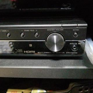 SONY STR-KS2000 5.1ch ホームシアター