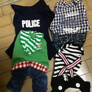 ワンちゃん(オス)洋服