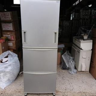 冷蔵庫2008年製 SHAPE  SJ-WA35P-S