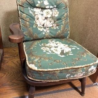 アンティーク椅子、アンティークソファ、レトロ椅子