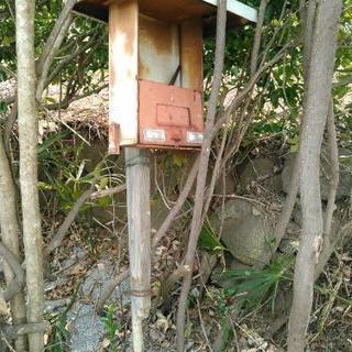 📪ポスト 田舎の郵便ポスト