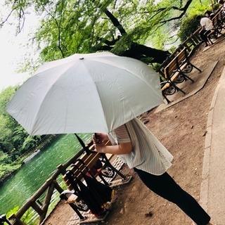 【訳あり品】逆さ傘 3色 折りたたみ傘 手が濡れない 自立する ...