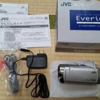 JVC Everio エブリオ SDカード付き