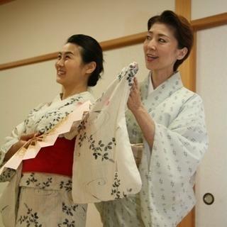 元タカラジェンヌが教える日本舞踊教室