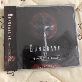 CD 新品 限定版 GUNGRAVE VR
