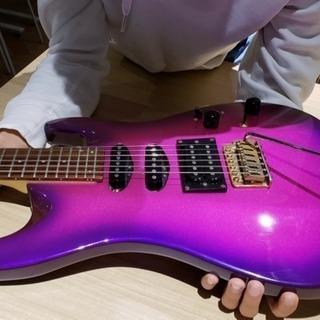 aria pro エレキギター
