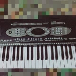 電車キーボード 電子ピアノ