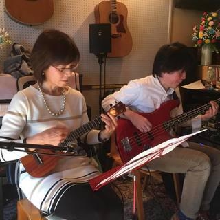 オンラインレッスン対応!天王寺のウクレレ、ギター教室です。J:COMテレビで紹介されました!初心者から上級者まで! − 大阪府