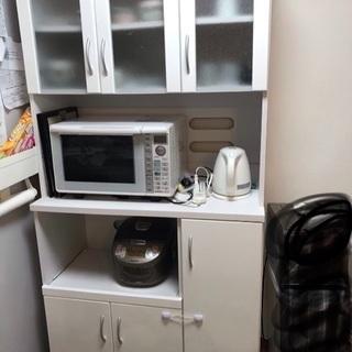 【値下げしました】キッチンボード  食器棚
