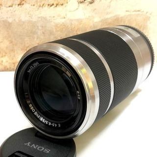 ❤️望遠レンズ❤️SONY E 55-210mm F4.5-6....