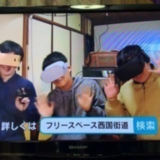VR無料体験会&射的大会