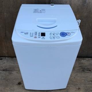 近郊送料無料♪ SANYO 5.0kg 洗濯機 ASW-50T