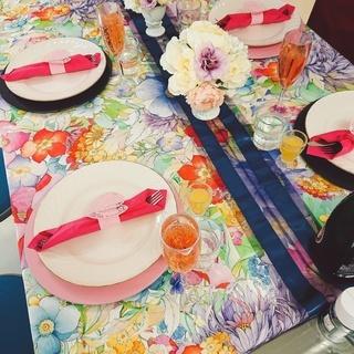 3月16日(土)新川崎で「テーブルコーディネートレッスン」