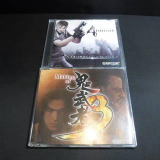 バイオハザード4 シークレットDVD 鬼武者 メイキングセ…