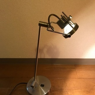 デザインテーブルランプ